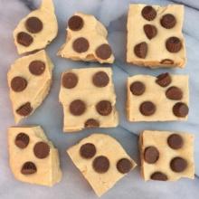Gluten-free Peanut Butter Cup Fudge