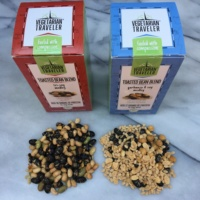 Certified vegan toasted bean blends by Vegetarian Traveler