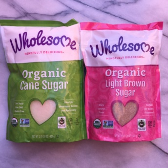 Gluten-free sugar from Wholesome Sugar