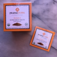 Super spice shots from Prana Yums
