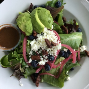 Gluten-free salad from Company Cafe