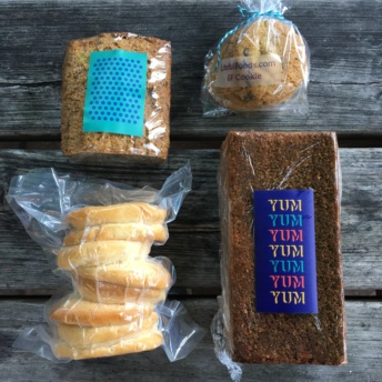 Gluten free breads and baked goods by Liteful Foods