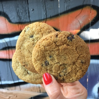 Gluten-free chocolate chip cookies by Liteful Foods