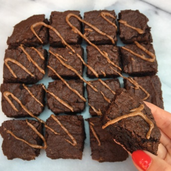 Paleo Nut Butter Brownies