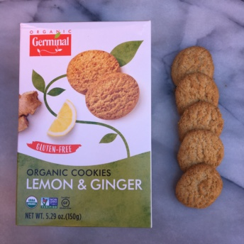 Gluten-free cookies by Germinal