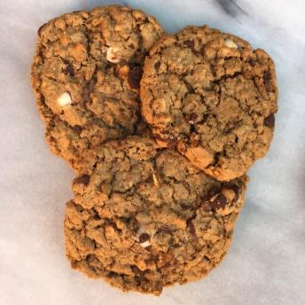 Gluten-free choco-lot cookies by Meli's Monster Cookies