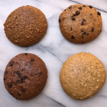 Gluten-free grain-free cookies from Know Foods