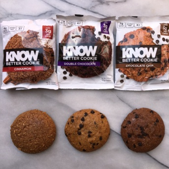 Gluten-free cookies from Know Foods