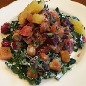 Beet salad from Nizza