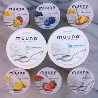 Gluten-free cottage cheese by Muuna