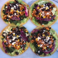 Gluten-free tacos from Green Chef