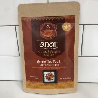 Chicken tikka masala by Anar Gourmet Foods