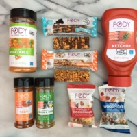 Gluten-free low FODMAP foods by FODY Food Co