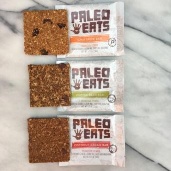Gluten-free paleo bars by Paleo Eats