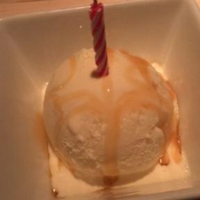 Gluten-free vanilla ice cream from Bodega