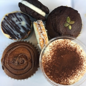 Gluten-free baked goods from Tali Dolce