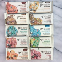 Gluten-free bars by GoMacro