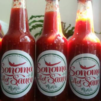 Sonoma Hot Sauce at Barnraiser