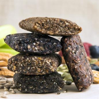 Gluten-free paleo bars from Boss Food Co