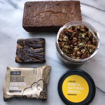 Gluten-free paleo treats from Base Culture