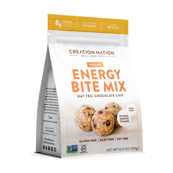 Creation Nation Vegan Energy Bite Mix_Oh Yes! Chocolate Chip
