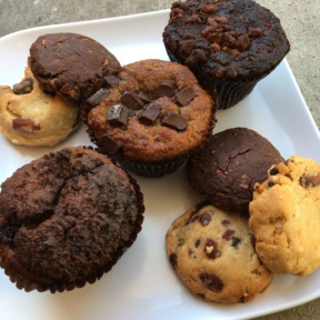 Paleo muffins and cookies from Granola Bar