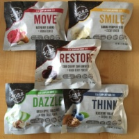 Five Gluten-free paleo bars from B.O.S.S. Food Co