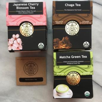Tea by Buddha Tea