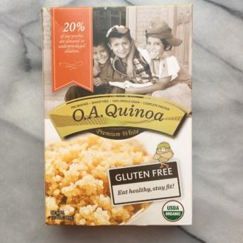 Gluten-free quinoa by Palmini