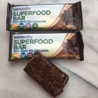 Gluten-free paleo superfood bar by Paleo Valley