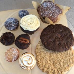 Gluten-free desserts from Katie's Bakery