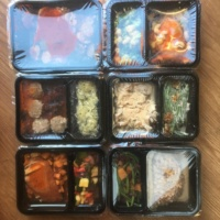 Six gluten-free meals from Freshly
