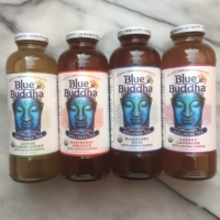 Gluten-free drinks by Blue Buddha