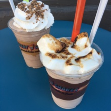 Gluten-free milkshakes from Great Shakes