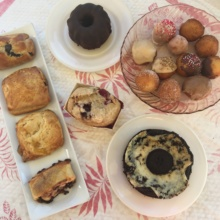 Gluten-free baked goods from Twice Baked