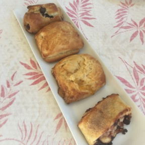 Gluten-free croissant and pastries from Twice Baked