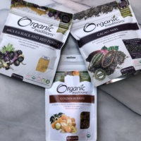 Gluten-free products from Organic Traditions