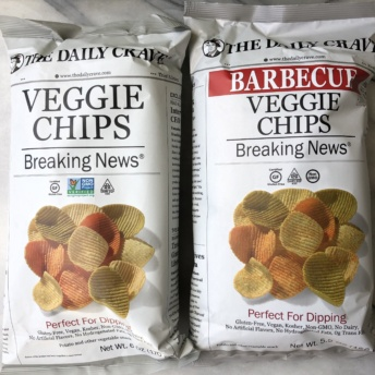 Gluten-free chips from The Daily Crave
