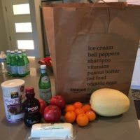 Gluten-free groceries from AmazonFresh