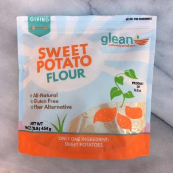 Sweet potato flour by Glean