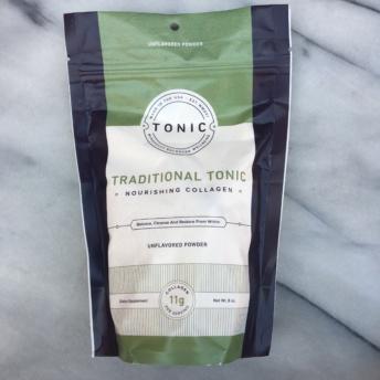 Gluten-free collagen by Tonic
