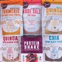 Gluten-free products from Suncore Foods