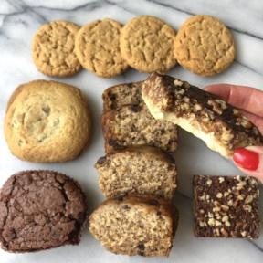 Gluten-free baked goods from Sweet Ali's Bakery