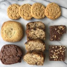 Gluten-free desserts from Sweet Ali's Bakery