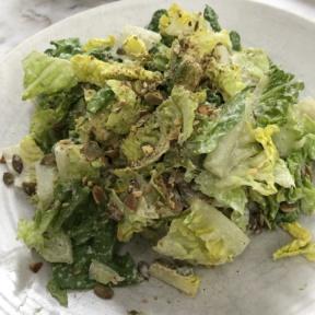 Caesar salad from Gracias Madre