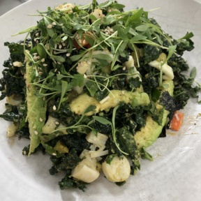 Gluten-free salad from Gracias Madre