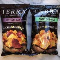 Gluten-free chips by TERRA