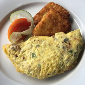Omelet from Club Sandals
