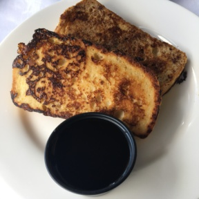 French toast from Club Sandals
