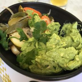 Gluten-free guacamole from Gracias Madre